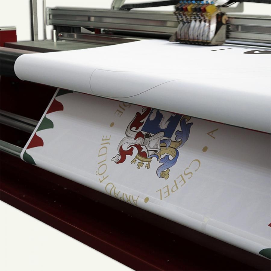 Zászló rendelés és nyomtatás