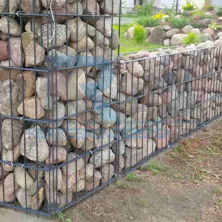 kerítés lábazat