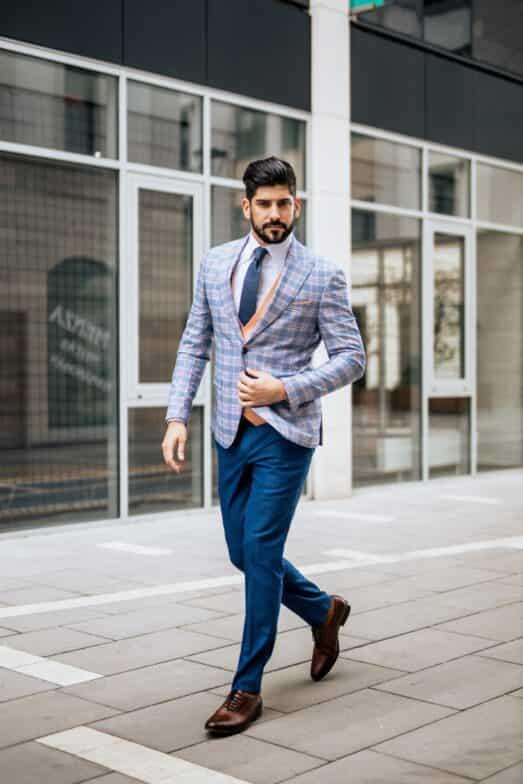 Elite Fashion férfi öltöny